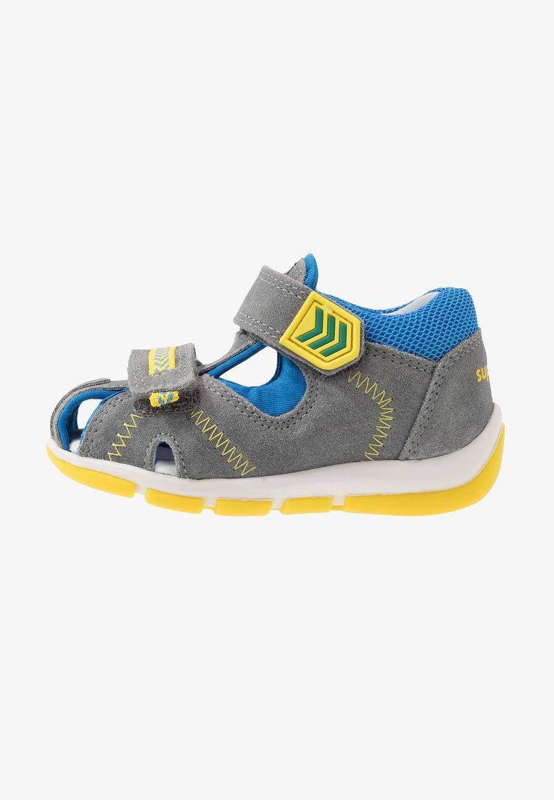 Superfit - FREDDY - Sandals - grau