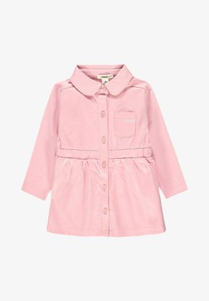 Shirt dress - blush