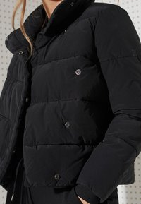 Superdry - FLEX PUFFER - Winter jacket - black - 3