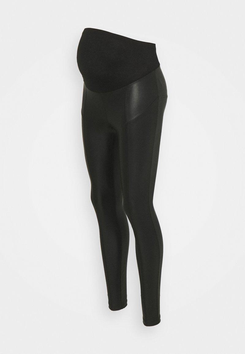 New Look Maternity - Leggings - black