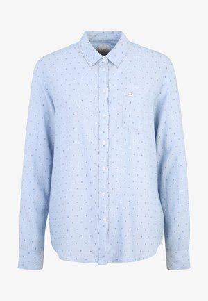 Overhemdblouse - dark-blue denim