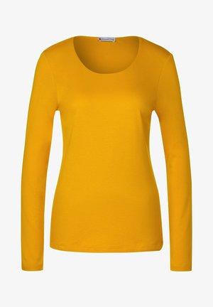 LANEA - Long sleeved top - gelb