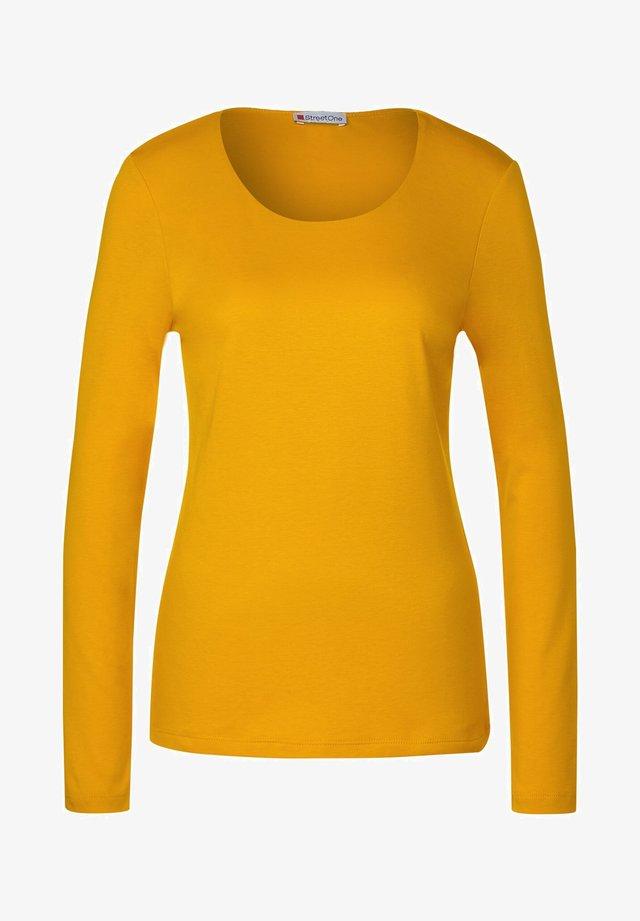 LANEA - Longsleeve - gelb