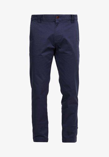 SCANTON PANT - Chino - blue