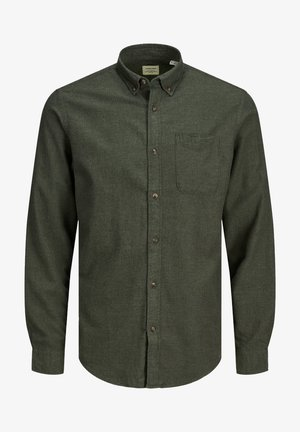 TWILLWEB - Camisa - forest night