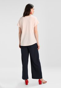 Vila - VIDREAMERS PURE  - Basic T-shirt - peach blush - 2