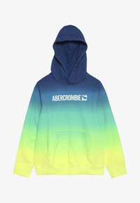 Abercrombie & Fitch - LOGO CORE  - Hoodie - blue/green - 2