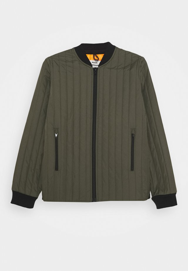 QUILT JANUNO - Light jacket - army