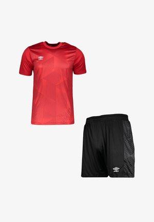 Goalkeeper shirt - rotschwarz