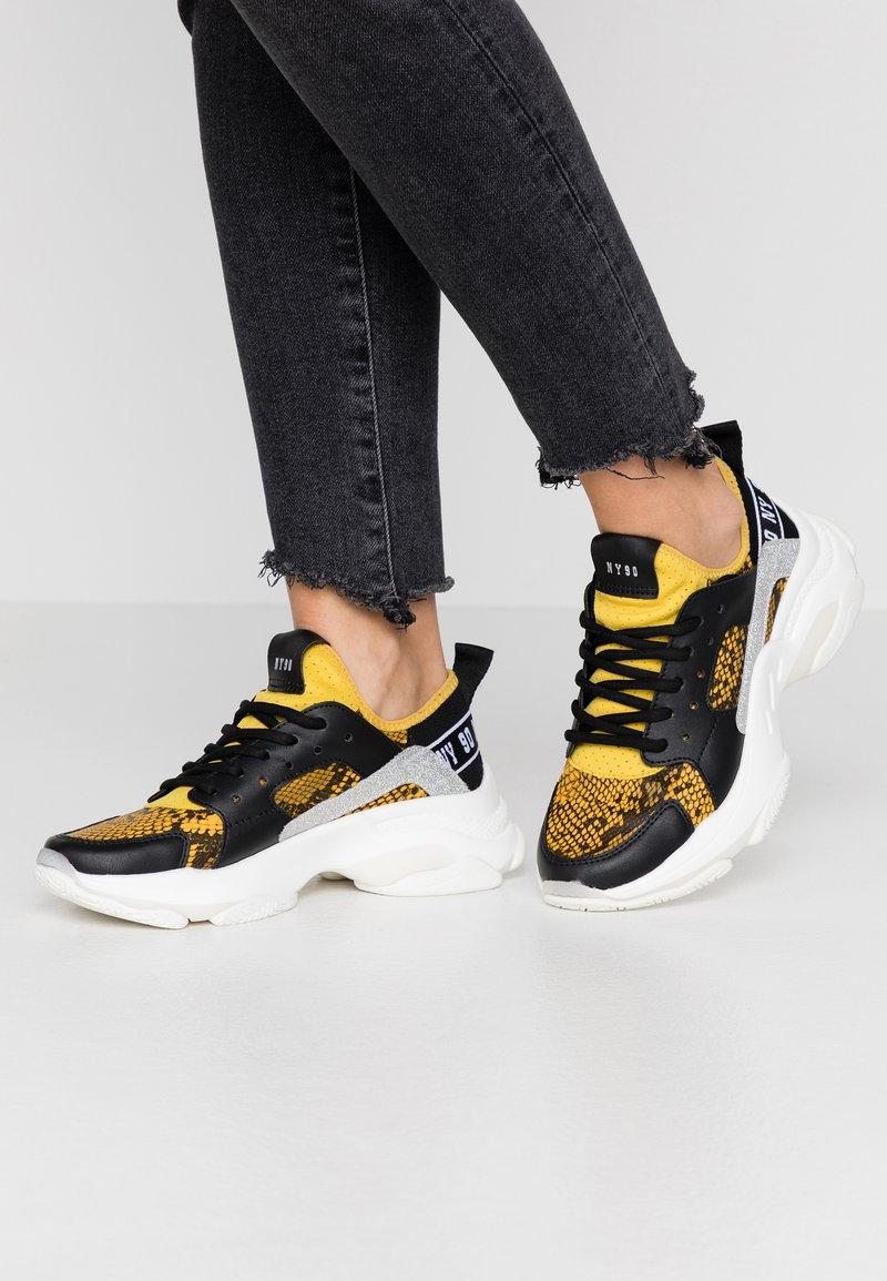 Steve Madden - AJAX - Sneakers - yellow