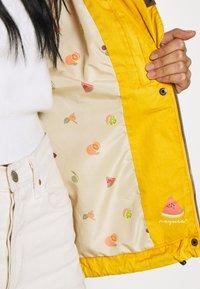 Ragwear - RIZZE - Summer jacket - yellow - 5