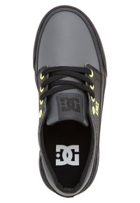 DC Shoes - TRASE - Trainers - black/yellow - 0