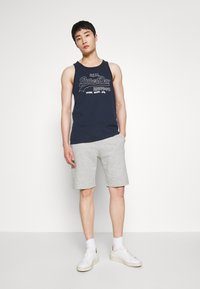 Superdry - Top - rich navy - 1