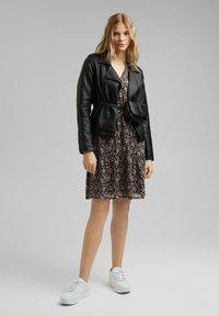 edc by Esprit - Day dress - black - 1