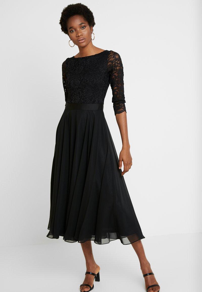 Swing - Sukienka koktajlowa - schwarz