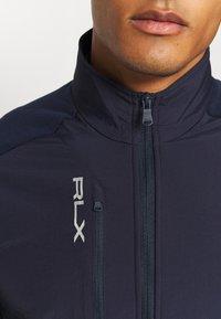 Polo Ralph Lauren Golf - LONG SLEEVE FULL ZIP - Fleece jacket - french navy - 6