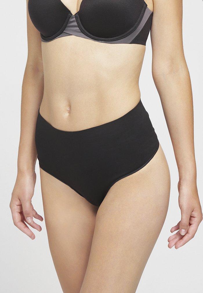 Spanx - THONG - Intimo modellante - black