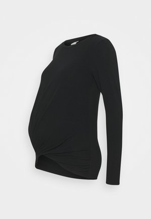 MLELLI  - Long sleeved top - black