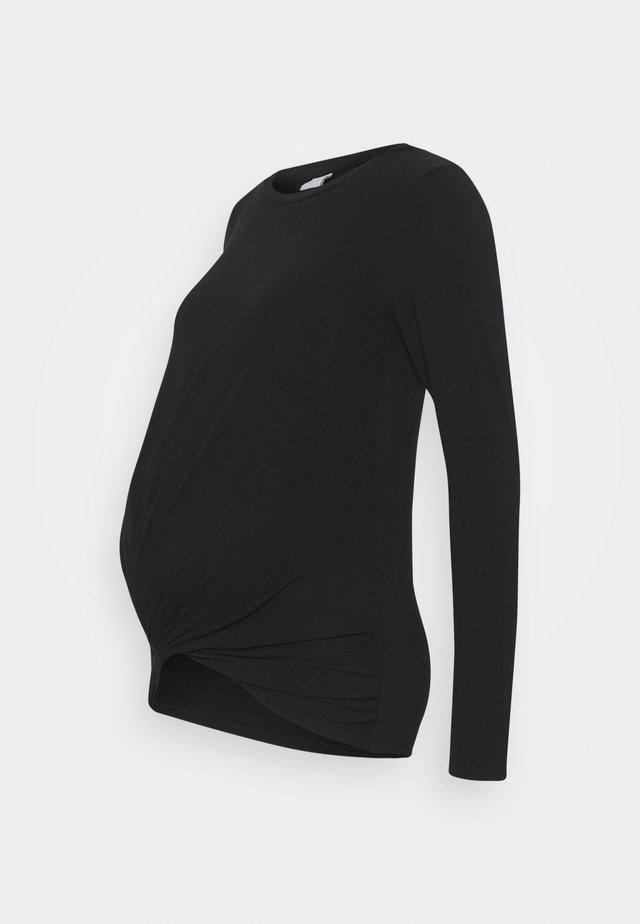 MLELLI  - Long sleeved top - black