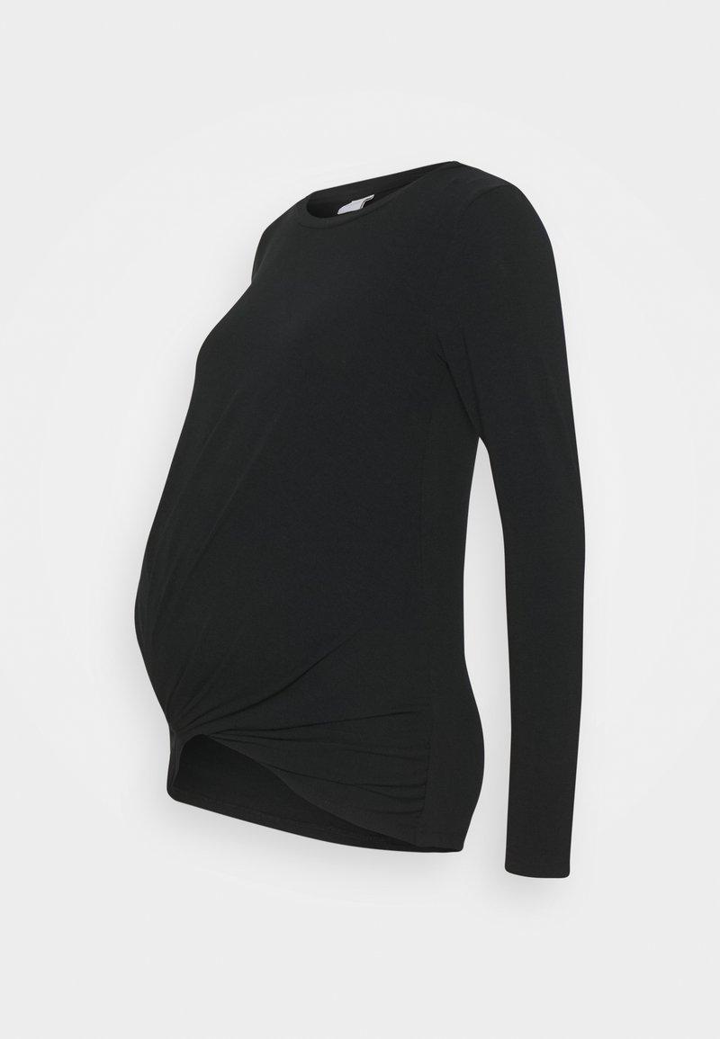 MAMALICIOUS - MLELLI  - Long sleeved top - black