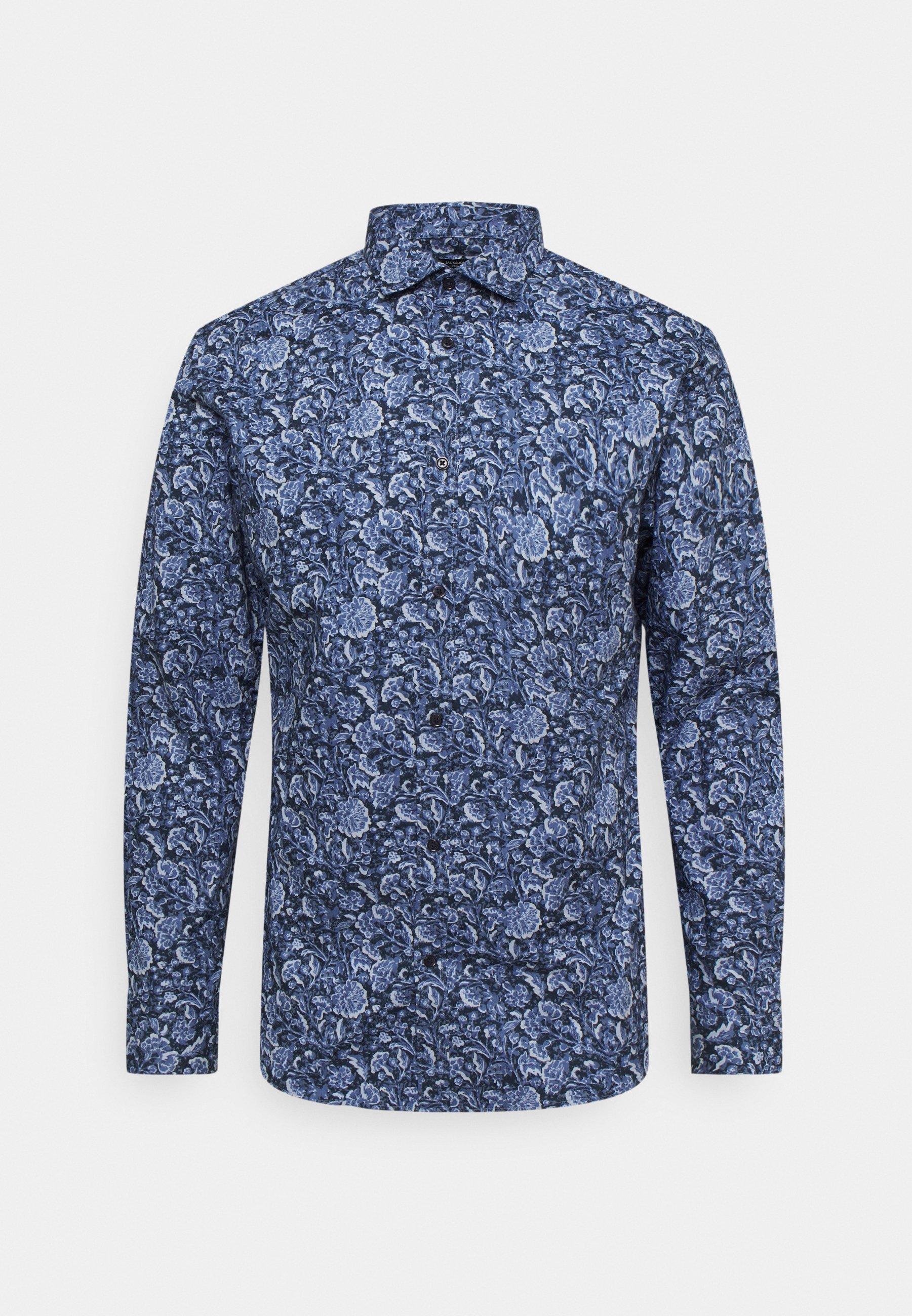 Hombre JPRBLAFLORAL AUTUMN - Camisa