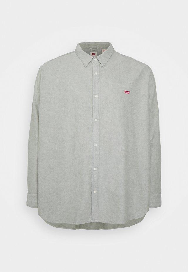 BIG BATTERY SHIRT - Overhemd - thyme