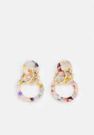 CISWEN - Earrings - bright multi/gold-coloured