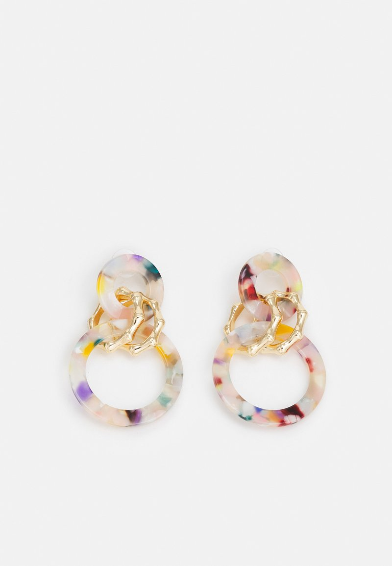 ALDO - CISWEN - Boucles d'oreilles - bright multi/gold-coloured