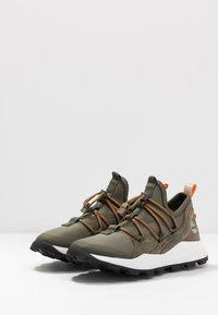 Timberland - BROOKLYN - Sneakers - grape leaf - 2