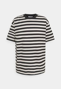 MEN'S  - Print T-shirt - black