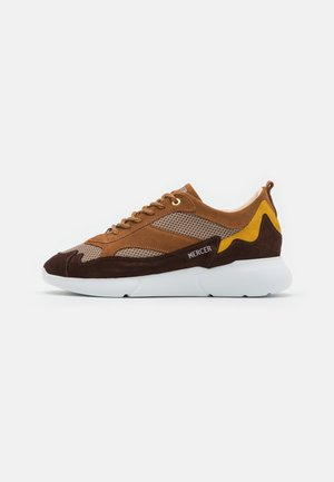 W3RD UNISEX - Sneakers laag - brown/multicolor