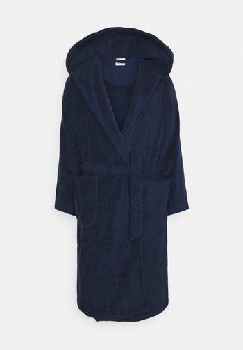 SUPERWUSCHEL - Dressing gown - blau