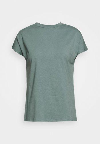 MODERN TEE - T-shirt basic - goblinblue