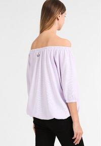 DreiMaster - Damen Shirt - Long sleeved top - hellflieder - 2
