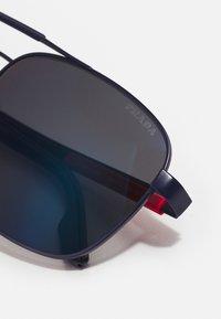 Prada Linea Rossa - Sunglasses - matte navy - 4