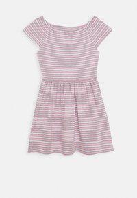 s.Oliver - Jersey dress - grey melange - 0