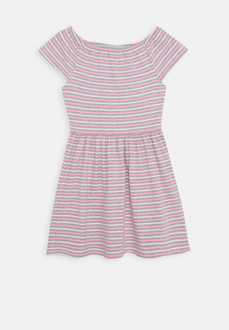 s.Oliver - Jersey dress - grey melange