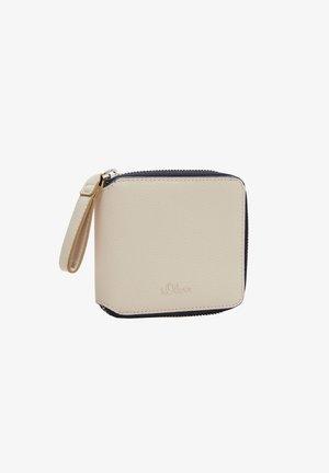 Wallet - light grey