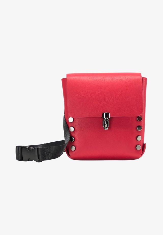 Bum bag - red