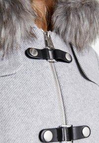 Esprit Collection - MIX COAT - Kurzmantel - light grey - 6