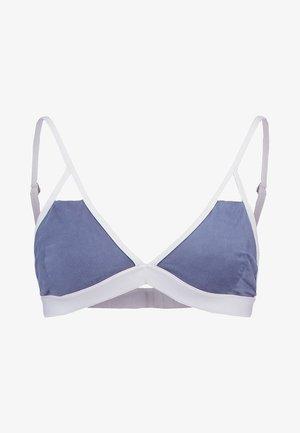 BE ADVENTUROUS - Kaarituettomat rintaliivit - blue