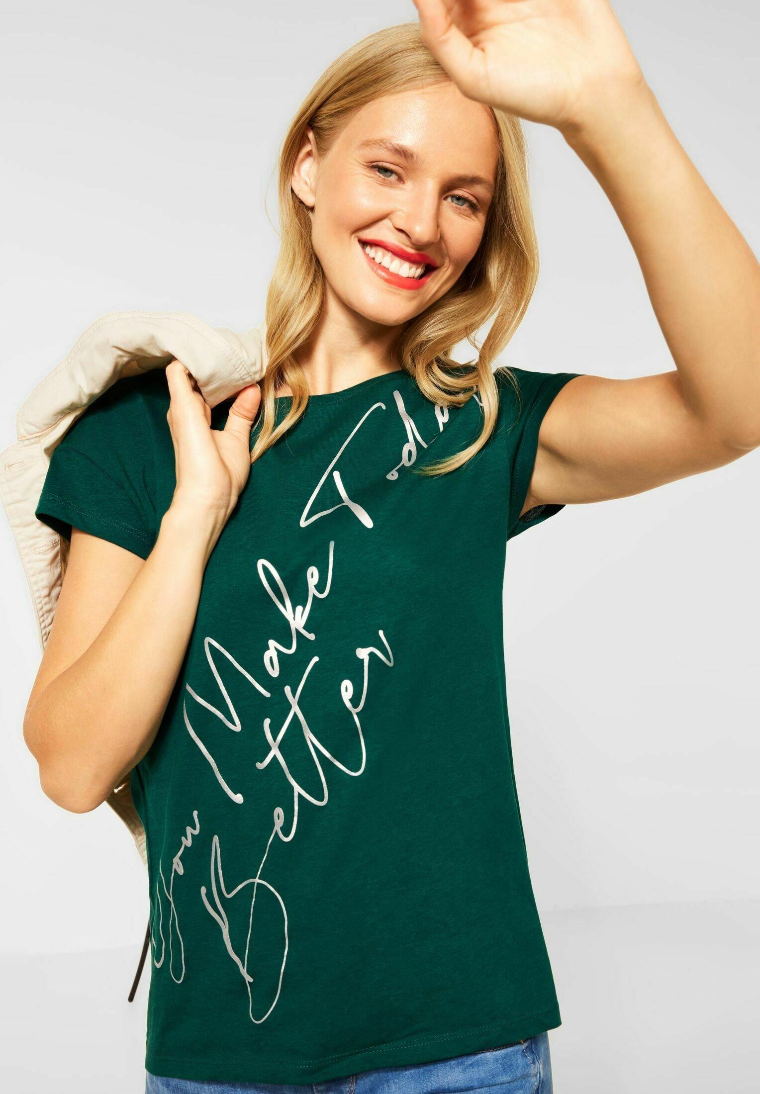Damen MIT FOLIEN  - T-Shirt print