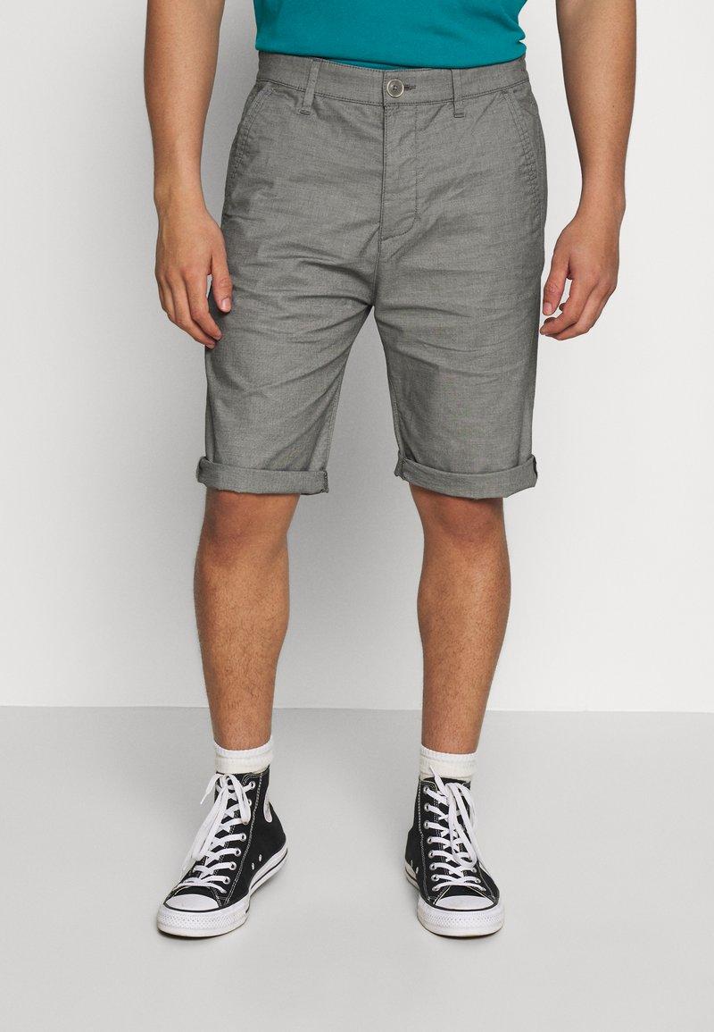 Esprit - OCS Y/D STRUCT - Shorts - dark grey