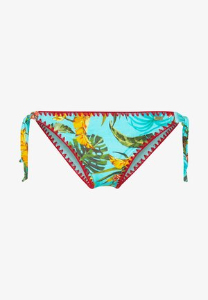 DIMKA BANANAS - Bikini bottoms - turquoise