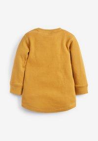 Next - Sweatshirt - yellow - 1