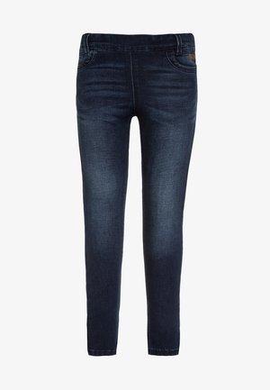 NITTONJA - Jeans Skinny - dark blue denim