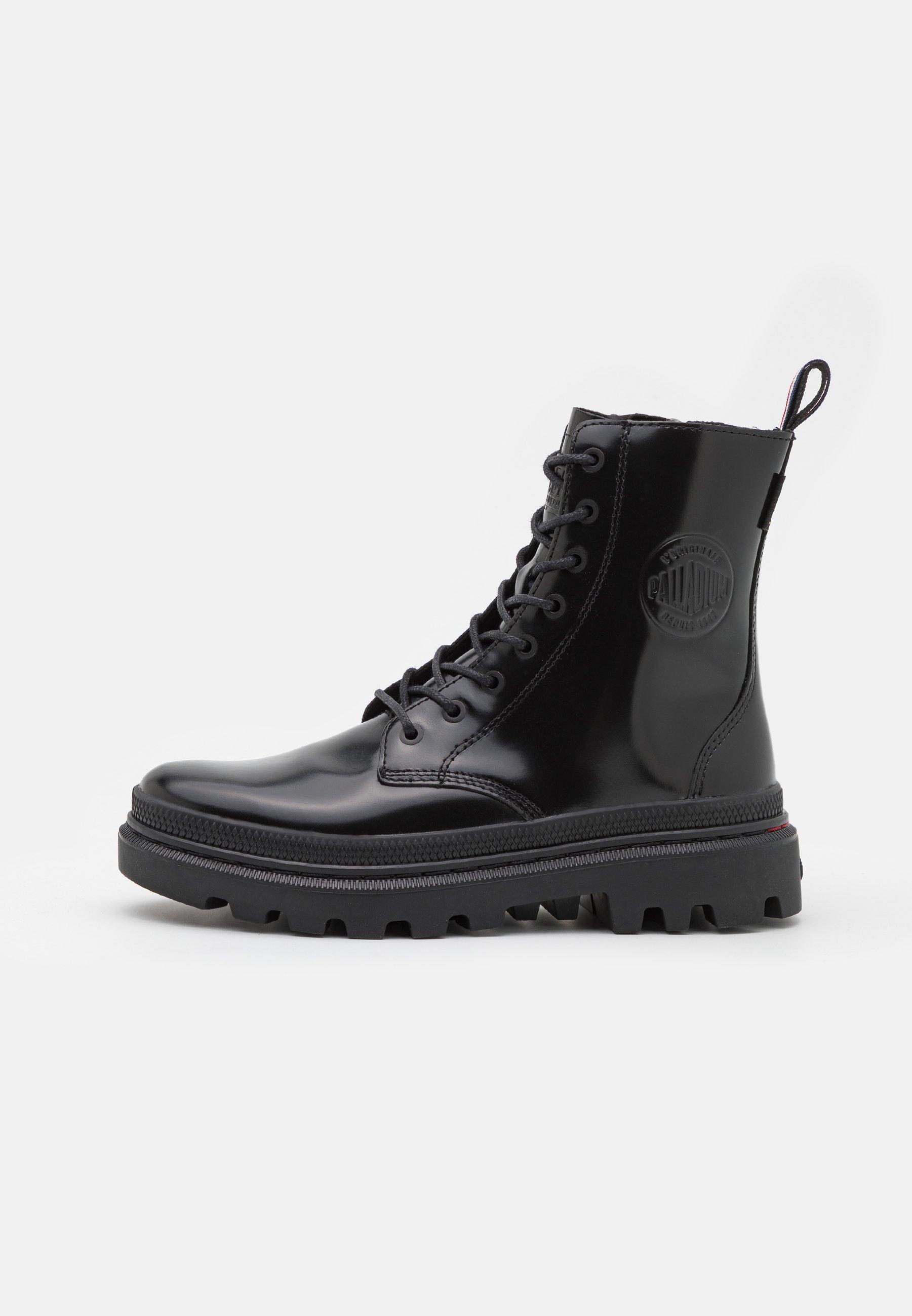 Women PALLATROOPER UNISEX - Lace-up ankle boots