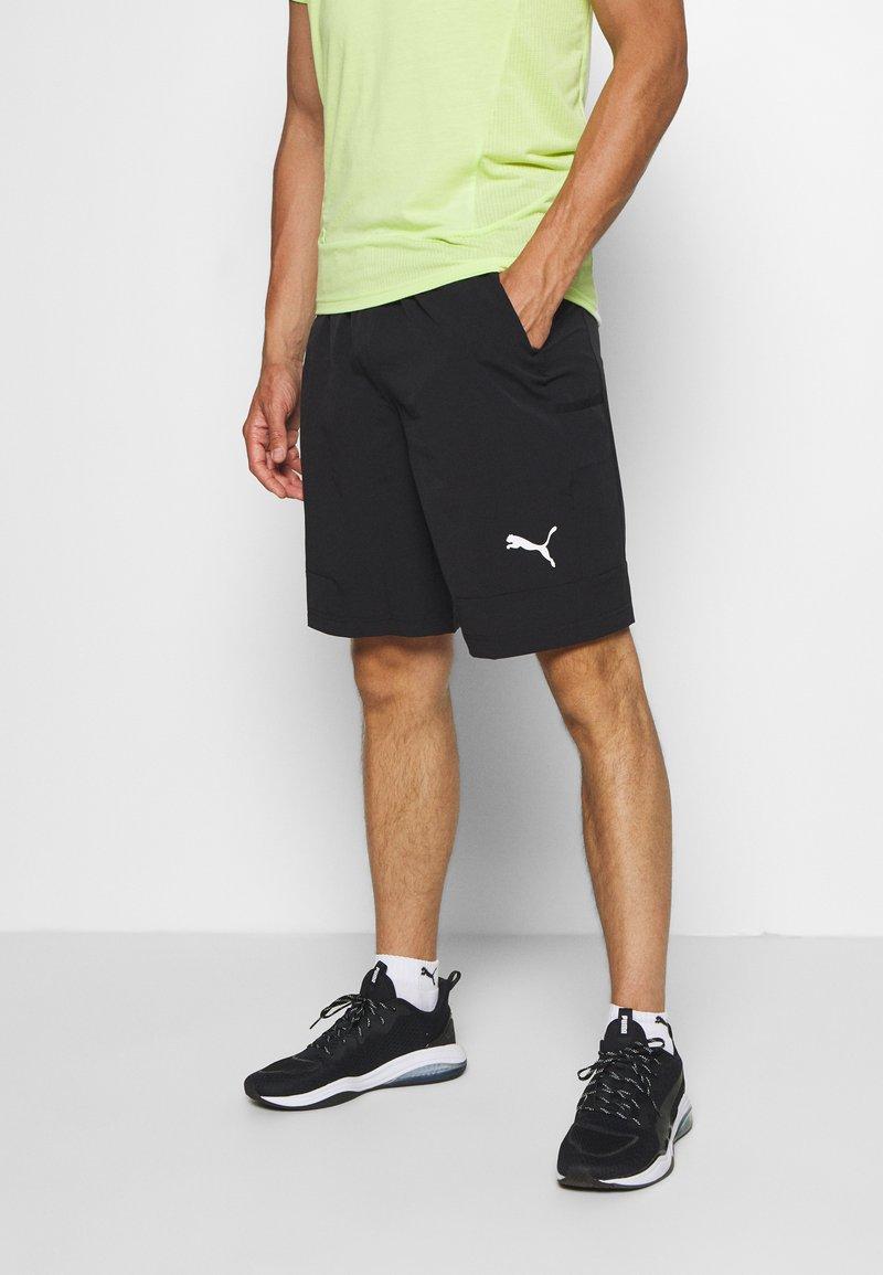 Puma - Korte broeken - black