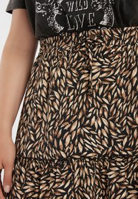 MS Mode - A-line skirt - sand - 4