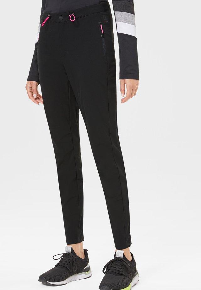 PERFORMANCE - Pantalon classique - schwarz
